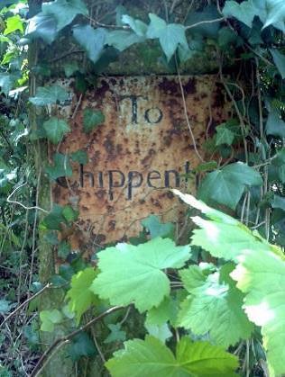 Chippenham Milestone