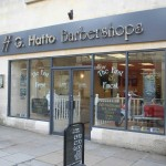 G Hatto, Barber Shop, High Street