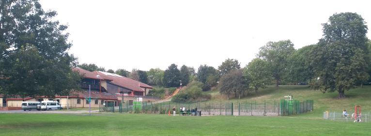 Monkton Park in 2018