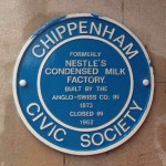 The Nestle's factories played a significant part in  the dairy economy of Wiltshire during the late 1800's.