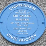 Sir Samuel Fludyer is credited with improving the cloth trade for local clothiers after he became MP for Chippenham.